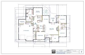 2d plan of house escortsea