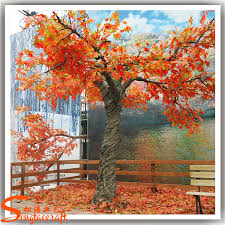 sale artificial maple tree size large plastic trees
