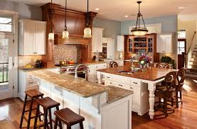 large kitchen with island kitchen islands with seating for small and large kitchen home