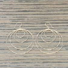 hoop la earrings hoopla hoop earrings by tigerlily jewellery notonthehighstreet