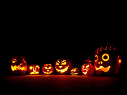 black scary halloween background pumpkin wallpaper wallpapers browse