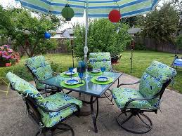 Patio Furniture Portland Oregon Don U0027t Forget To Stage The Patio We Staged This One For Hgtv