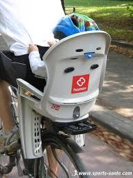 fixation siege velo hamax siège vélo bébé hamax smiley compatible vtt sans porte bagage