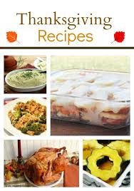 canadian thanksgiving recipes roundup 10 dinner ideas