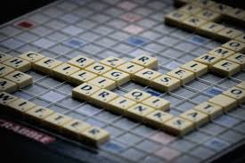 scrabble words of 2 and 3 letters with only vowels