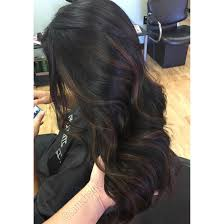 light brown highlights on dark hair inspiring caramel highlights for dark hair brown balayage black