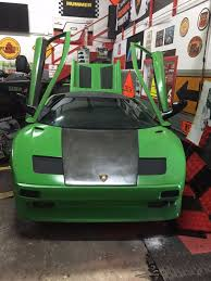 lamborghini replica 1997 lamborghini diablo kit car replica built on pontiac fiero