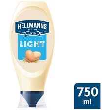 hellmans light mayo nutrition morrisons hellmann s light squeezy mayonnaise 750ml product