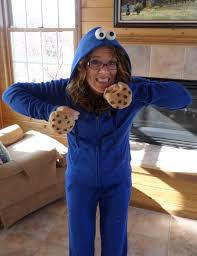 Super Funny Halloween Costumes 25 Cookie Monster Costumes Ideas Monster
