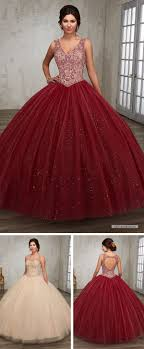 burgundy quince dresses 29 best quinceanera wine burgundy colors images on