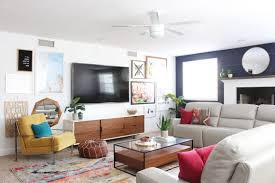 park home reno basement family room makeover classy clutter