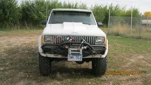 1988 lifted jeep comanche 1988 jeep comanche pickup 4x4 5 speed manual 4 0 motor 35