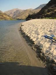 Idaho 39 s best hidden beach is a wilderness paradise