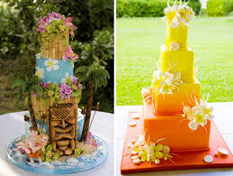 hawaiian theme wedding hawaiian wedding cakes hawaiian hawaiian theme cakes and themed