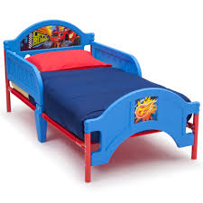 blaze and the monster machines plastic toddler bed walmart com