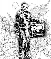 medal of honor coloring book page 4