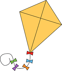 kites clipart clipground