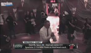 Chris Bosh Chagne Meme - heat celebration chagne flows in locker room after miami wins