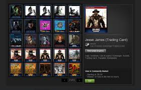 steam card valve will be overhauling steam trading cards to stop developers