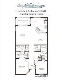 legends property floor plans leading country club sales team carlisle 2 br 2 ba