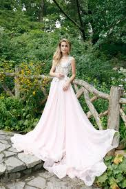 we u0027re in love with these 6 blush pink wedding dresses designed by