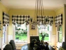 Black Check Curtains Black And White Plaid Curtains Foter