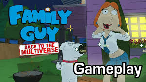 Family G Family Guy Back To The Multiverse Drunken Lois Gets Dirty