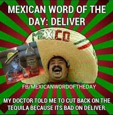 Tequila Meme - 31 mexican word of the day memes that are funny in every language