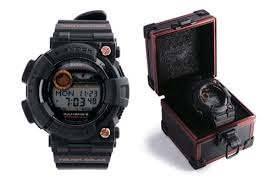 Most Rugged Watch Casio G Shock Frogman Gwf 1000b Limited Edition Por Homme