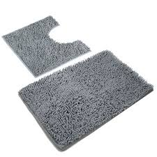 amazon com vdomus absorbent microfiber bath mat soft shaggy