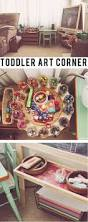 Living Room Corner Decor by Best 25 Art Corner Ideas Only On Pinterest Kids Art Corner Art