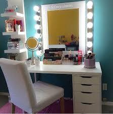 makeup vanity ideas for bedroom makeup vanities with storage lochman living