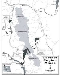 Cabinet Mountains Wilderness The River Journal A Second Mine Proposal Threatens The Cabinet