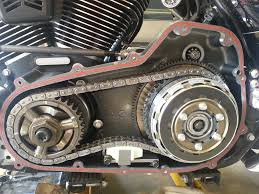 swapped primary chain tensioner harley davidson forums