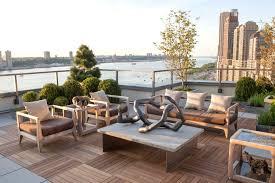 decorations rooftop garden design ideas modern minimalist
