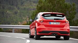 ford focus diesel ford focus st diesel 2015 review by car magazine