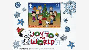 peanuts christmas characters brown snoopy and the peanuts on worldwide sts