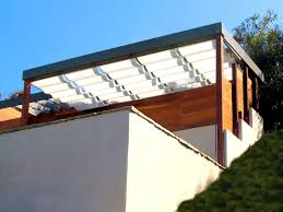 Superior Awning Van Nuys Slide Wire Canopy By Superior Awning In Southern California
