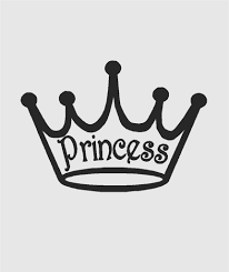 lime silhouette disney princess silhouette of girls royal crown tiara clip art