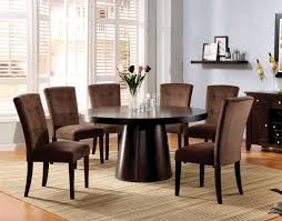 espresso dining room sets dining room tables cute dining room table round pedestal dining