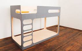Plywood Bunk Bed Bunk Bed Single Contemporary Child S Unisex In The