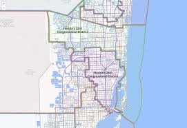 Hialeah Florida Map by Support Science