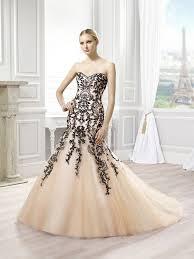 black wedding dresses 20 beautiful and bold black wedding dresses chic vintage brides