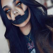 Creepy Makeup Halloween Jaidashanae Halloween Pinterest Halloween Make Up Make Up