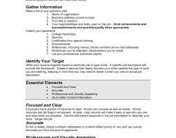 hybrid resume samples combination resume sample customer service combination resume