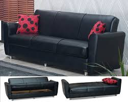 Black Sofa Bed Harlem Sofa Bed Furniture Stores