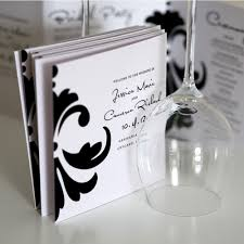 how to create a wedding program the esthetic part of the wedding program tri fold style