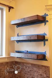 extra wide bathroom floating shelves smart design ideas decorative