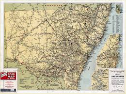 Driving Maps 1936 U2013 Gregory U0027s Road Map Of N S W U2013 Voommaps