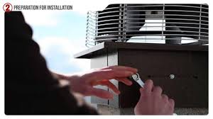 chimney fan for fireplace roof fan for smoke extract version